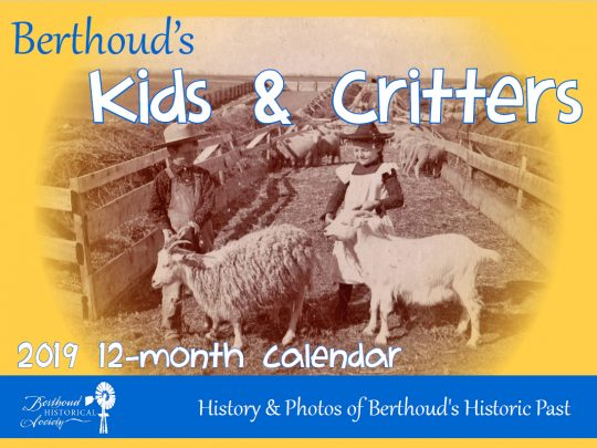 Bhs Calendar 2019 Purchase 2019 BHS Calendar – Welcome to the Berthoud Historical